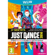 Wii U just dance 2014- Usado