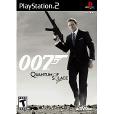 PS2 007: Quantum Of Solace - Usado