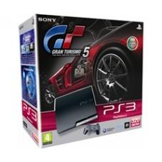 Consola PlayStation 3 Slim  320GB + Gran Turismo 5 PS3