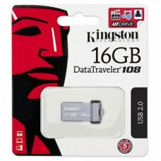 Pen Drive 16GB DataTraveler 108 Usb