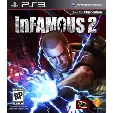 PS3  INFamous 2 Edição Especial - Usado