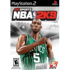 PS2 2K Sports NBA 2K9 - Usado