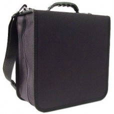 CD & DVD Carry Case Suporte de 240 discos