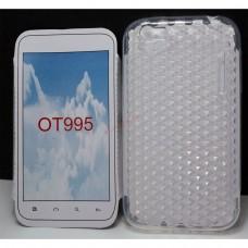 Capa Alcatel OT-995 Transparente