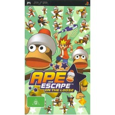 PSP Ape Escape on the Loose - Usado