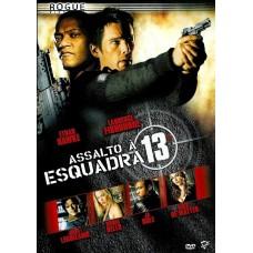 Filme Assalto á Esquadra 13 DVD - NOVO