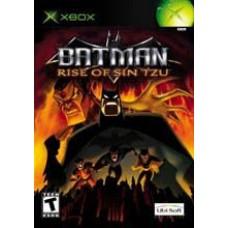 XBOX Batman Rise Of Sin Tuz - Usado