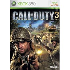 XBOX360 Call Of Duty 3 - Usado