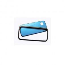 Tampa Completa Com Aro Azul Nokia 5530