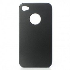 Capa Iphone 5/5S Fina Preta