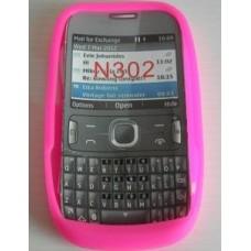 Capa Silicone Nokia N302