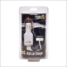 Carregador de isqueiro automóvel Iphone/Ipod