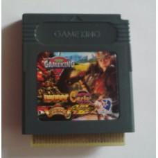 Cartucho com Vários Jogos Para a Gameking - Usado sem Caixa