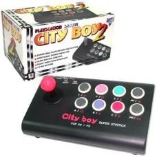 Arcade Stick City Boy  Playstation e Saturn