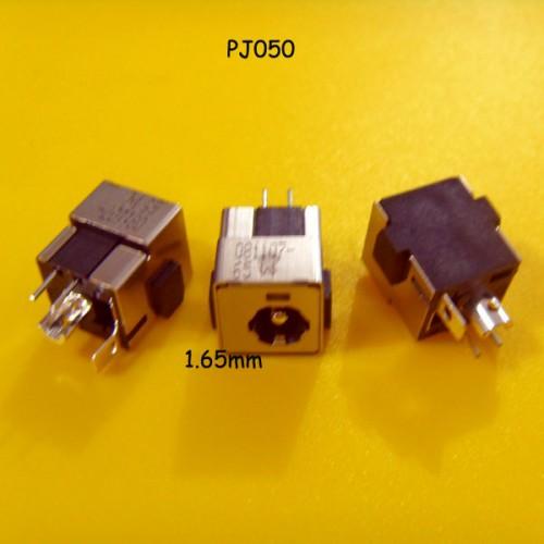 Conector PJ050 1,65mm