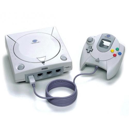 Consola Sega Dreamcast - Usado