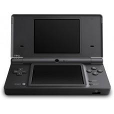 Consola Nintendo DSi Preta + Cartão R4 + MicroSD 8Gb - Usada