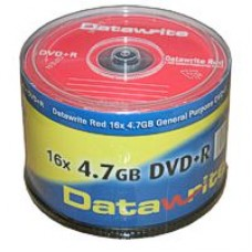Pack 50 Dvds 4.7Gb Datawrite