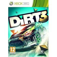 XBOX360 Dirt 3 - Usado