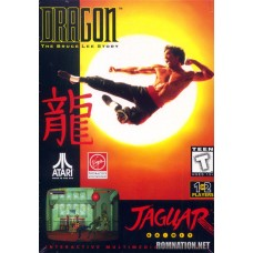 JR Dragon the Bruce lee story - Novo