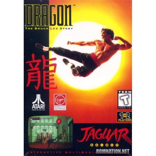 JR Dragon the Bruce lee story - Novo