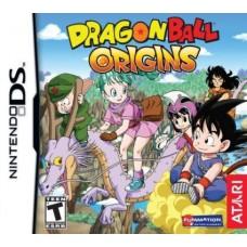 NDS DragonBall Origins - Usado sem caixa