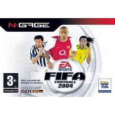 N-GAGE Fifa 2004 Sem Caixa - Usado