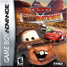 GBA Cars Mater National - Usado Sem caixa