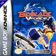 GBA Beyblade: V-Force Ultimate Blader Jam - Usado sem caixa