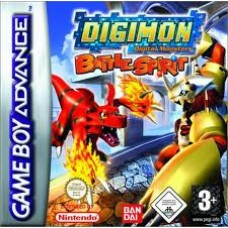 GBA Digimon: Battle Spirit - Usado sem caixa