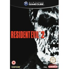GC Resident Evil 2 - Novo