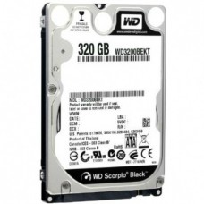 "DISCO INTERNO 320GB 2.5"" SATA WD SCORPIO"