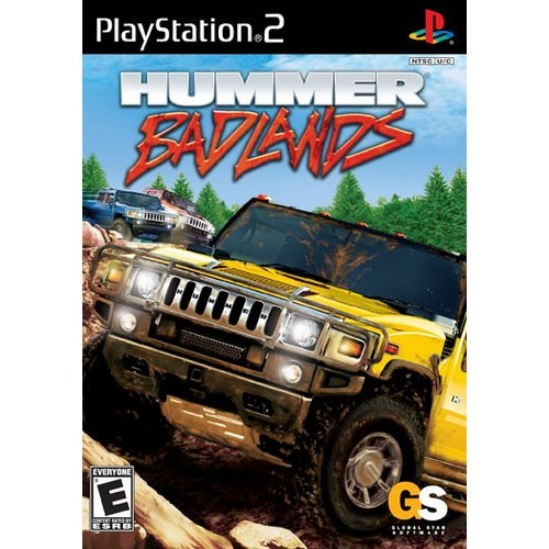 PS2 Hummer Badlands - Usado