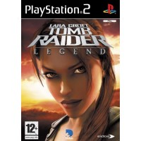 PS2 Lara Croft Tomb Raider: Legend - Usado