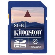 Cartão SD 8GB