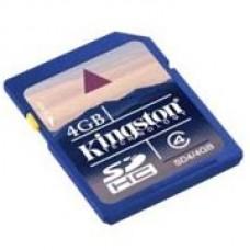 Cartão SD 4GB