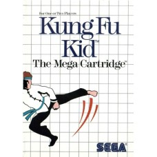 MS Kung Fu Kid The Mega Cartridge - Usado