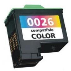 Tinteiro Lexmark Compativel  (Nº26/27) Cores