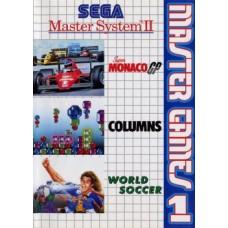 MS Pack: Master Games 1 - Usado