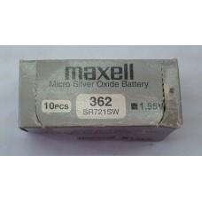 Pilhas 362 1.55 Maxell