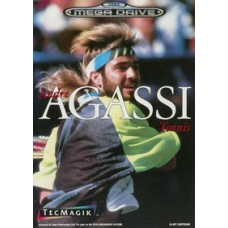 MD Andre Agassi - Usado