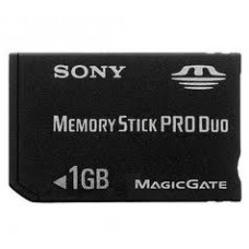Sony Memory Stick Pro Duo 1GB - Usado