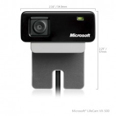 Webcam Lifecam Vx-500 Microsoft - Usado