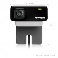 Webcam Lifecam Vx-500 Microsoft - Usado