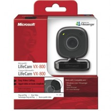 Webcam Lifecam Vx-800 Microsoft