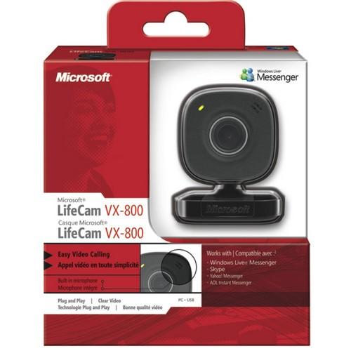 Webcam Lifecam Vx-800 Microsoft
