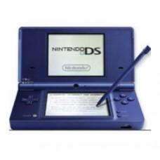 Consola DSi Azul Metalizada + Cartão R4 + MicroSD 2Gb - Usado