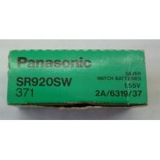 Pilhas 371 1.55 Panasonic
