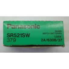 Pilhas 379 1.55V Panasonic