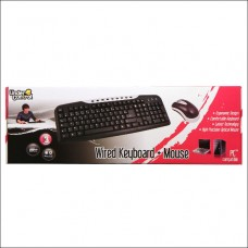 PC Pack Teclado + Rato - NOVO